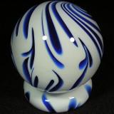 #40: Delft Blue Size: 2.11 Price: $160