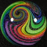 #158: Rainbow Rouser Size: 1.65 Price: $140
