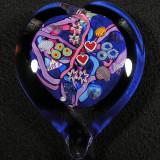#24: Fantasy Valentine  Size: 3.06 x 1.05  Price: $160