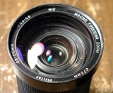 Shooting Pentax with a Ricoh K/R Mount Lens