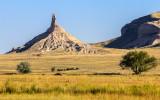 Chimney Rock National Historic Site – Nebraska