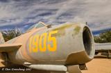 North Vietnamese Mikoyan-Gurevich MiG-17F Fresco C