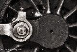 Iron Train Wheel Detail