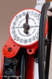 Ancient Gas Pump Abstract