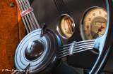 Banjo Wheel Abstract
