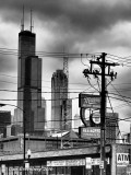 A Gray Day in Chicago