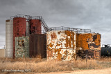 Oil Tanks in Multicolor