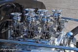 Multiple Stromberg  97 Carburetor Setup