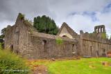Malahide Abbey Ruins