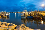 The Harbor at Night
