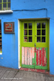 The Door to the Pottery Store