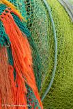 Fishing Net Abstract