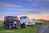 1934 Ford, 1952 Chevy Pickup, 1964 Ford Falcon