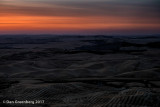 Palouse After Sunset