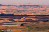 Almost Sundown from Steptoe Butte