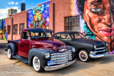 1947-50 Chevy Pickup, 1950 Ford