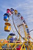 Ferris Wheel on Halloween