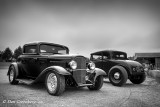 1932 Ford with 1930 Ford