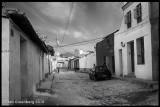 Early Morning Street Scene