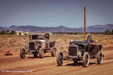 1931 vs 1929 Ford Model A Pickups