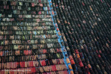 Multicolored Roof Tiles