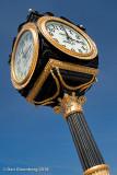 Old Harthill Jewelry Clock
