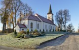 Country churches in Latvia