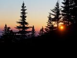 Butler Lodge Sunset