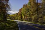 Autumn on the Trace