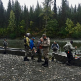 September 14-20, 2017 --- Babine River, British Columbia