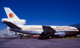 October 1977 - National Airlines DC10-30 N82NA aviation airline photo