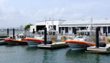 March 2014 - small boats at Coast Guard Station Ft. Lauderdale