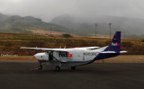 2009 - FedEx Cessna 208B Super Cargomaster N903FE on the ramp at Kapalua West Maui Airport (JHM), Maui