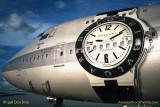 1998 - Alitalia B747-243B I-DEMS in Bvlgari scheme at MIA