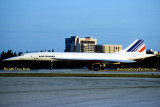 1986 - Air France Concorde F-BVFB aviation airline photo
