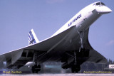 1998 - Air France Concorde F-BVFA aviation airline photo