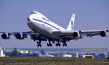 1981 - Pan Am B747-121(A) N755PA Clipper Sovereign of the Seas aviation airline photo