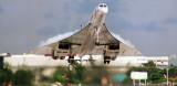1990 - British Airways Concorde G-BOAA landing on runway 30 at MIA