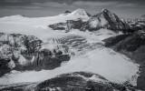Lloyd George Icefield & Lloyd George Glacier From The East(LloydGeorgeIcefield_091517_175-1.jpg)