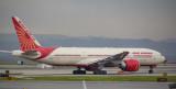 Air India B-777-200LR at SFO