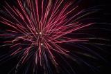 Fireworks Dickey-Stephens Park 8-24-18