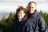 Biking and hiking in West Virginia, 10/2003