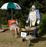 Skidby Scarecrows 2018