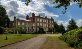 Gunby Hall and gardens