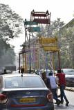 Tall Vehicle