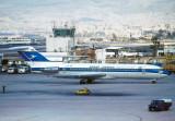 B727-200 YK-AFB