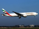 Emirates Airlines Postcard Collection