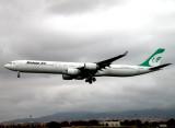 A340-600 EP-MMI