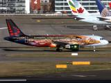 A320 OO-SNF