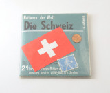 08 Viewmaster Die Schweiz Switzerland 3 Reels with Coin & Stamp Sawyer's 21 Pack 3D.jpg
